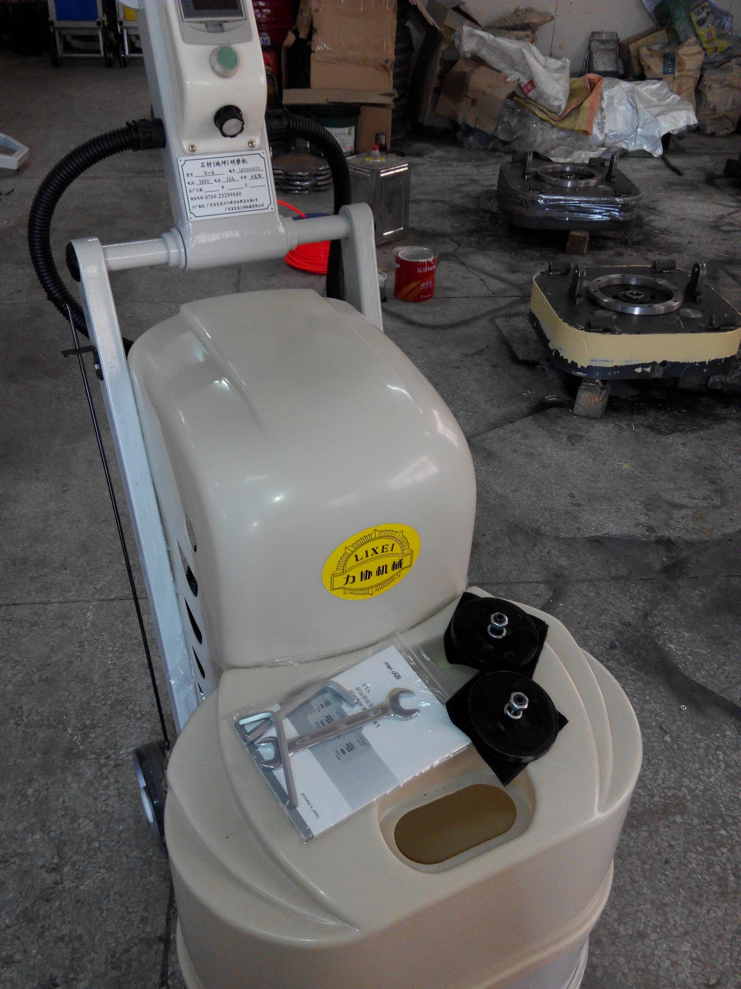 供应厂家直销青岛6磨头中研磨机型价格、求购6磨头石材翻新机械价格
