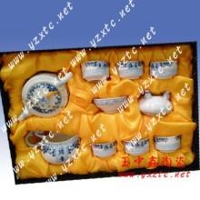 供应普通瓷茶具手绘陶瓷茶具1