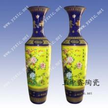 供应用于的落地摆设陶瓷大花瓶 传统手工制作