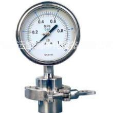 供应卫生级隔膜压力表厂家直销