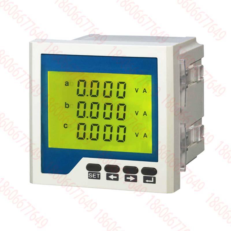 evm-3s-72三相电压表报价