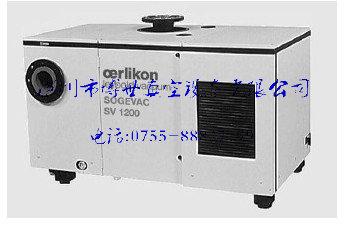 供应莱宝真空泵SV750