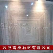 供应水晶木纹大理石现货荒料成品板材
