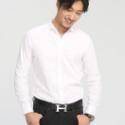 供应用于服装的高档男式商务衬衫OEM定制贴牌加工