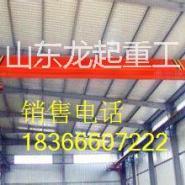 厂家供应唐山10吨电动单梁起重机图片