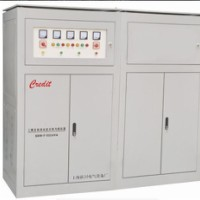 供应用于稳定电压的三相全自动补偿式电力稳压器