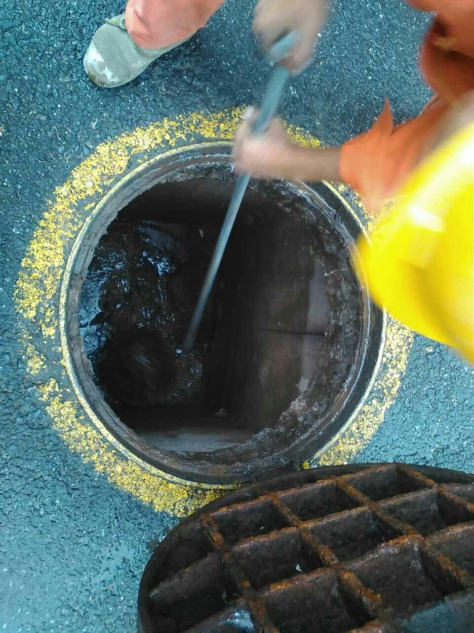 供应用于下水道疏通的杭州市市政下水道清理