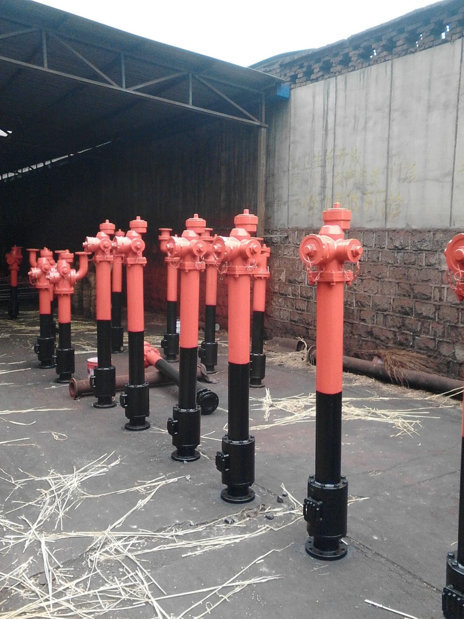 供应用于消防的SSFT150快开调压防冻防撞消火栓厂