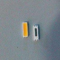 供应用于发光的黄光7020发光二极管,7020贴片灯珠
