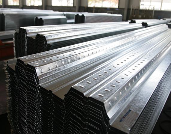 供应用于钢结构的钢结构楼承板临沂生产厂家自产自销!