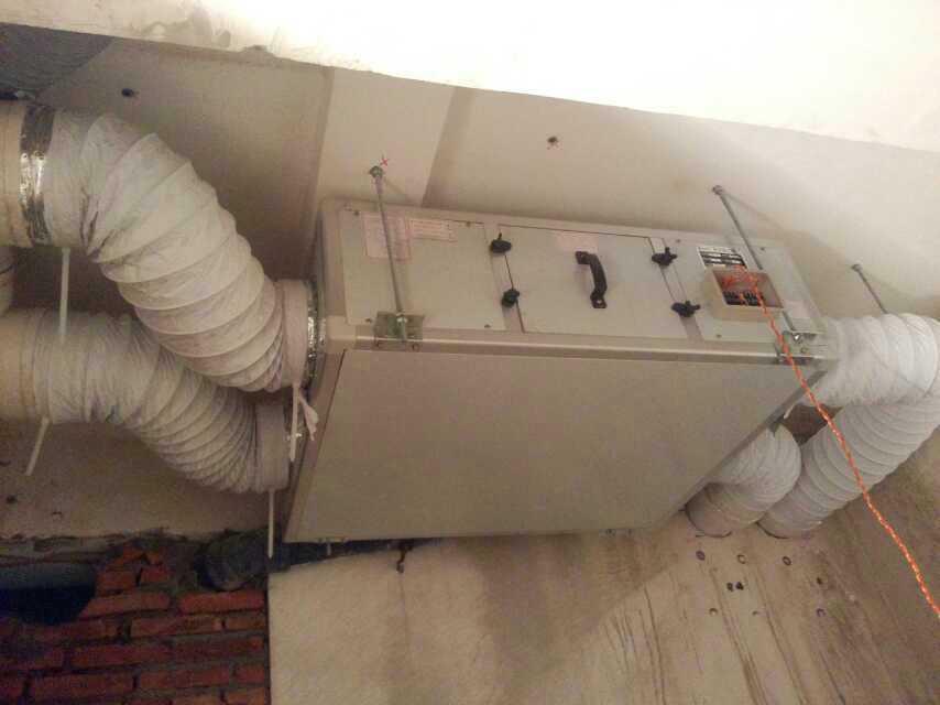 热交换新风换气机kjr-400价格