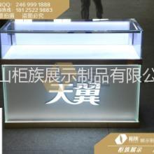 土豪电信天翼手机柜台2015图片 最新电信展示柜订做厂家批发