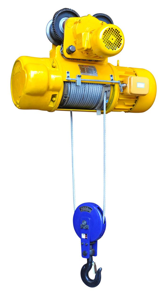 安泰钢丝绳电动葫芦接线图