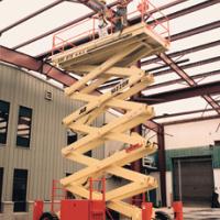 供应越野剪叉高空车 升降机 高空作业平 升降平台 高空作业平台