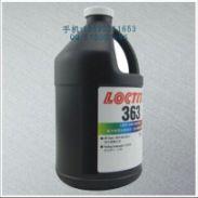 供应乐泰UV胶粘剂363 低粘度胶水1L图片