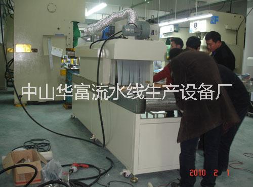 广州隧道炉烘干线图片