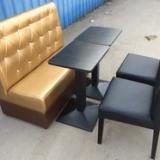 供应郑州定制卡座沙发西餐咖啡厅沙发尺寸定做