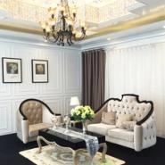 欧式沙发后现代沙发实木雕花沙发图片