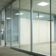 办公室隔断墙 优质铝合金隔断墙图片