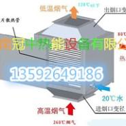 10吨燃气锅炉节能器设备图片