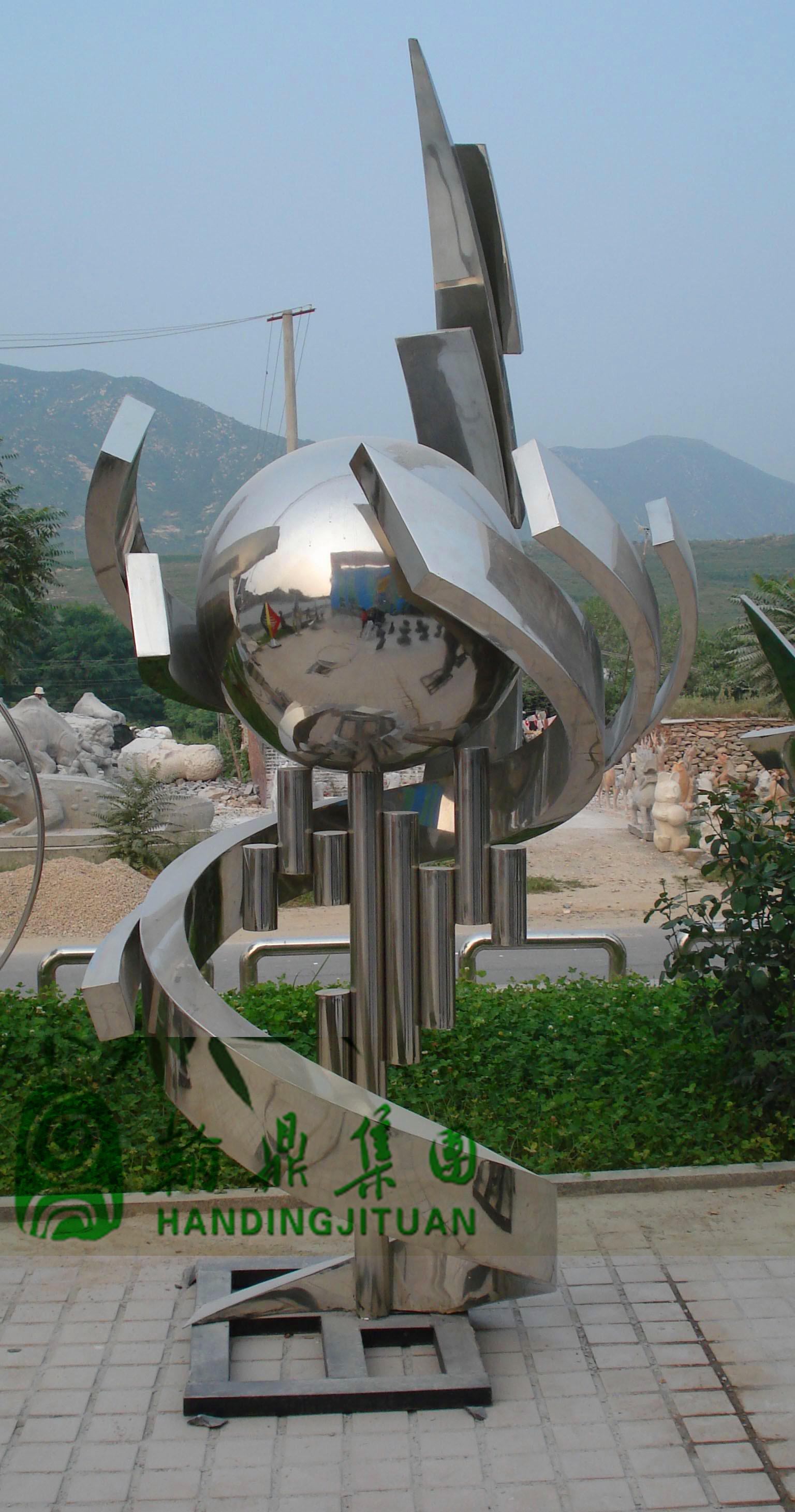 校园雕塑,不锈钢雕塑厂家爆款设计图片|校园雕塑