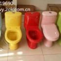 儿童彩色座便器供应商图片