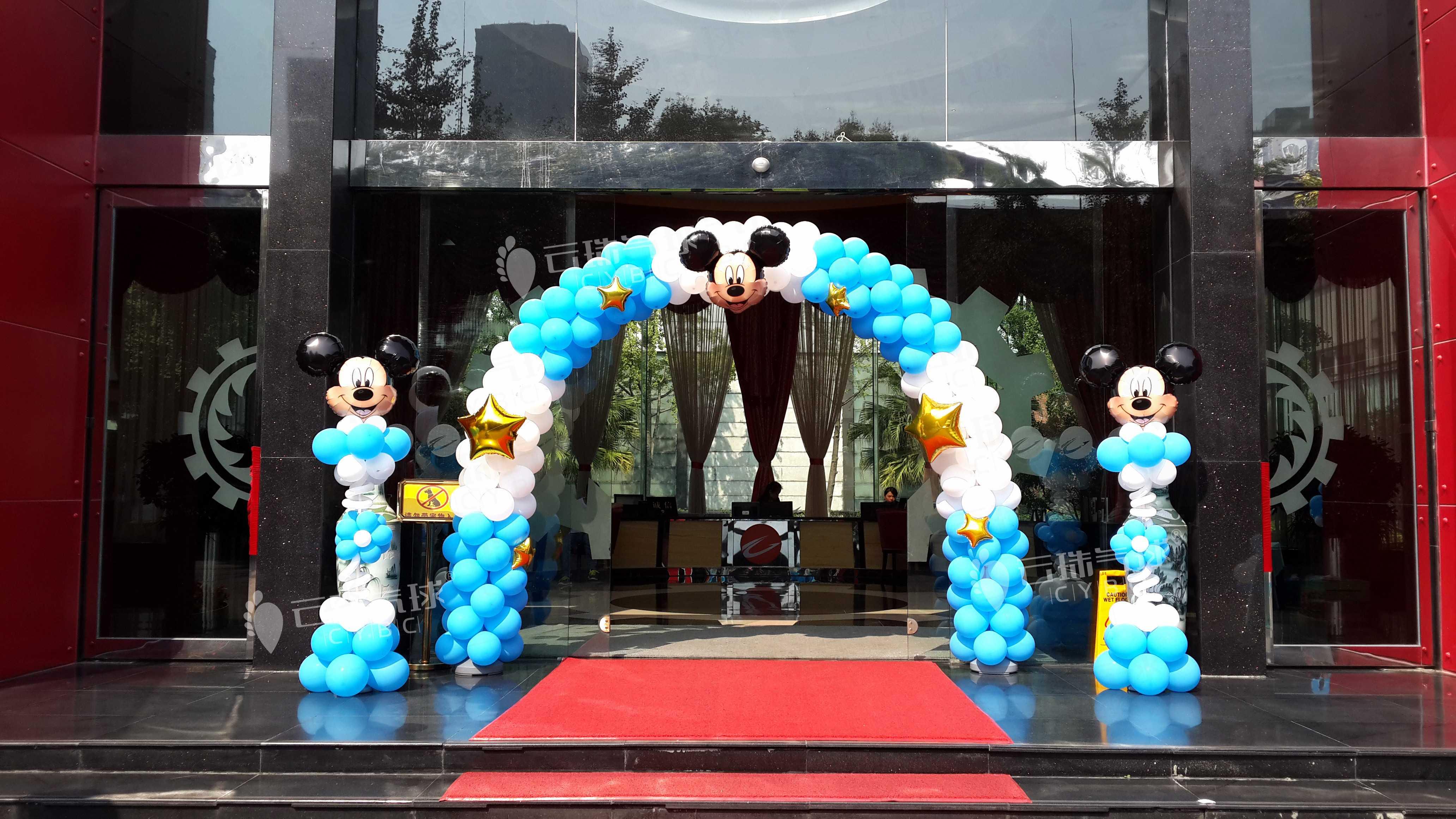供应迪斯尼主题气球造型/卡通动物造型