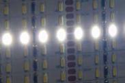 5MM宽1米120灯3014硬软灯条图片