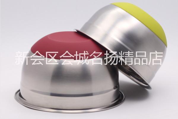 供应供应不锈钢鱼盘 20CM搅拌碗 天猫货源