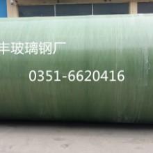 供应玻璃钢容器玻璃钢罐沉淀池图片