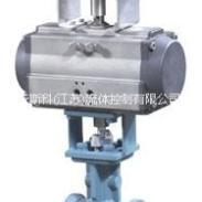 200V高性能V型球阀图片