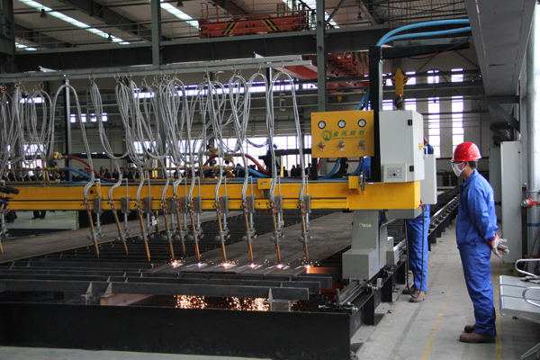 上海港二手钢结构生产线进口清关代报价
