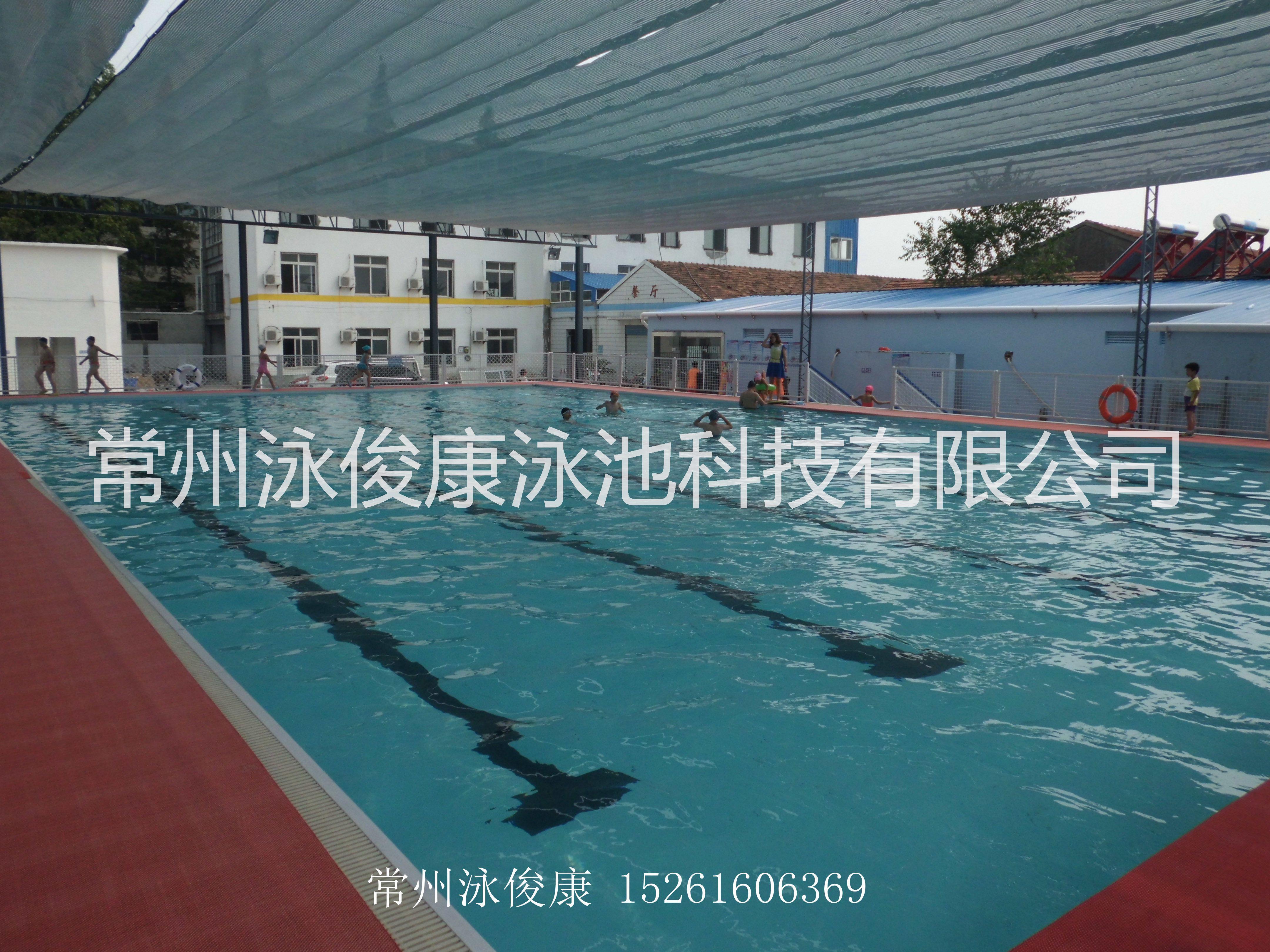 江蘇拆裝式游泳池價格圖片