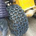 金天山直销产品 1200-24轮胎防滑链图片