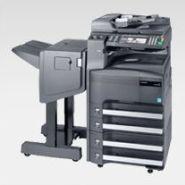 彩色复印机多功能一体机激光京瓷图片