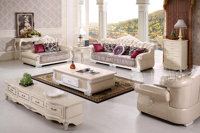 奢华欧式沙发五包到家价格
