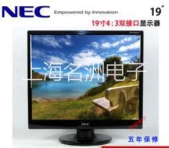 供应NEC19寸触摸屏显示器