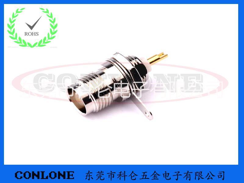 供应TNC母头焊线式,TNC射频插座,TNC母头,TNC焊线式母座,TNC母头焊线式射频连接器