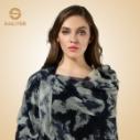 厂家现货羊绒围巾英伦直销女士秋冬图片