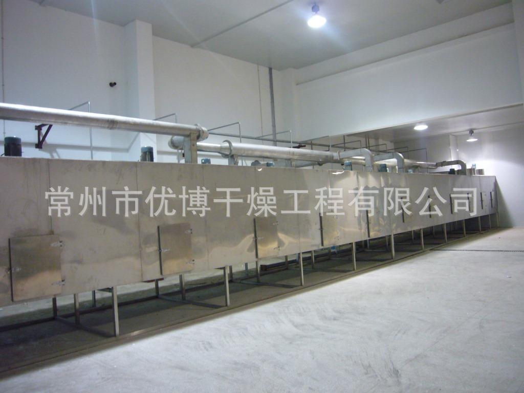 工业污泥网带式干燥箱10t/d,工业污泥干燥机