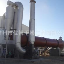单通道回转滚筒污泥干化机、HZG-1.6×10转窑式干燥设备、城市污泥干化系统