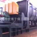 6.5T/h磷石膏空心浆叶干燥机图片