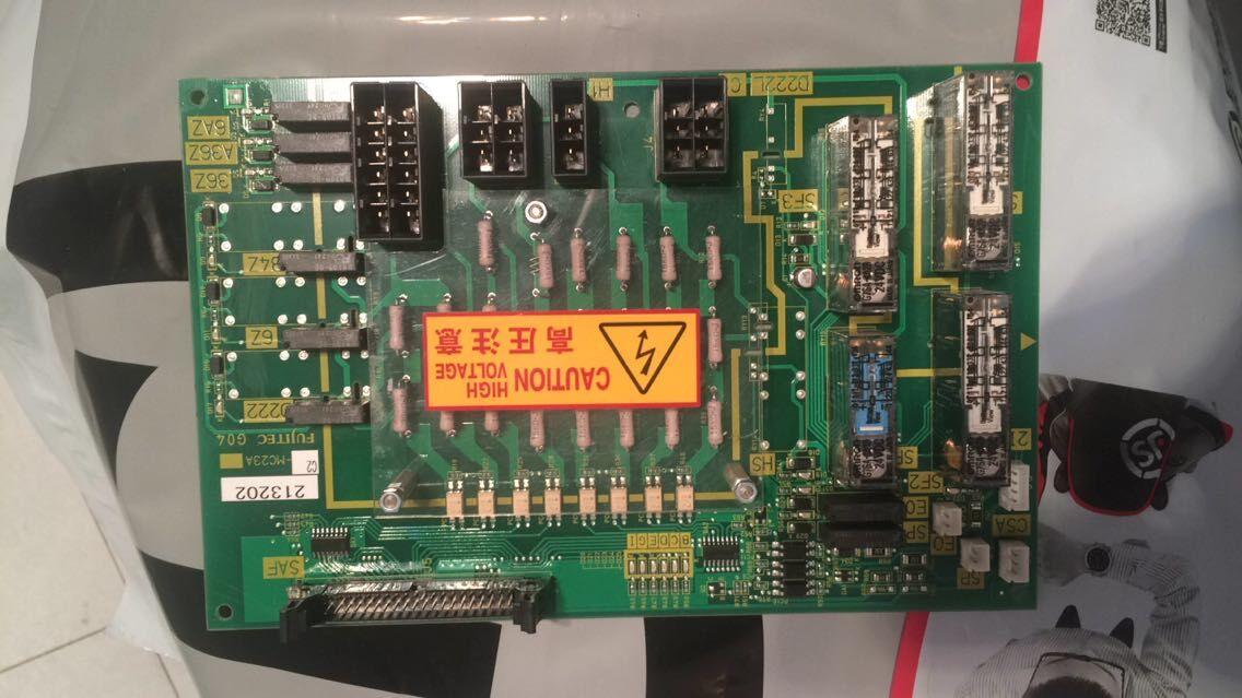 富士达电梯电路板mc23a报价