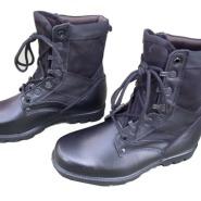 特种兵战术靴 高帮陆战靴07作战图片