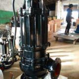 厂家直销380v4寸口径大流量污水泵 潜水排污泵 抽沙泵