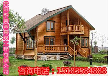 木结构房层,木屋木别墅
