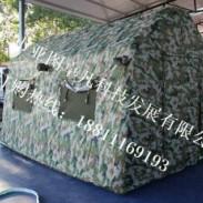 户外应急医疗充气帐篷图片