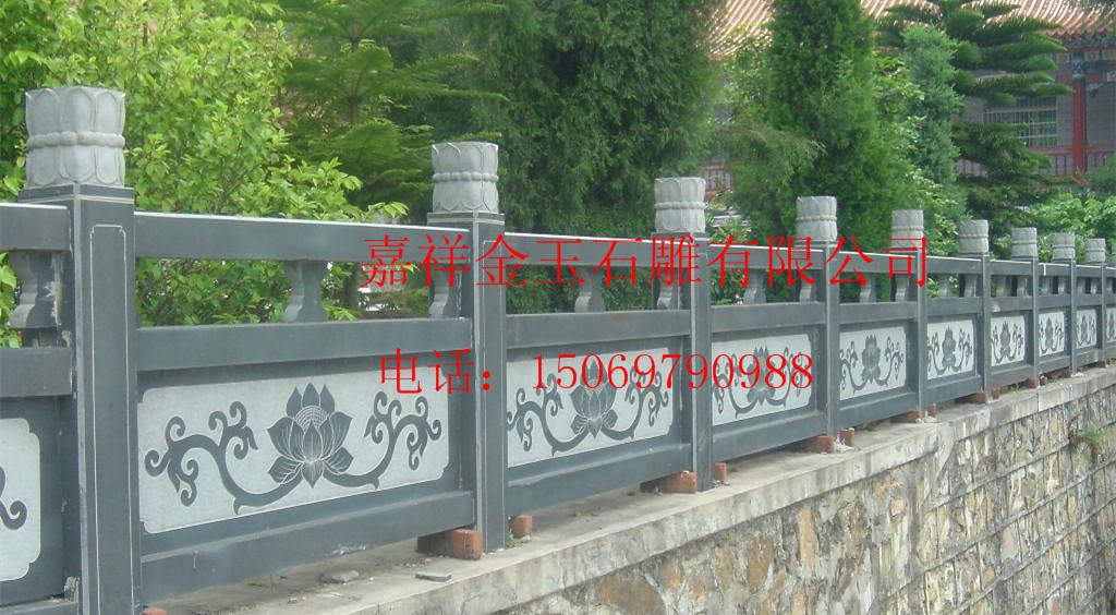 供应2015最常用的石栏板尺寸 石雕石栏板施工现场 石雕石栏板最新价格