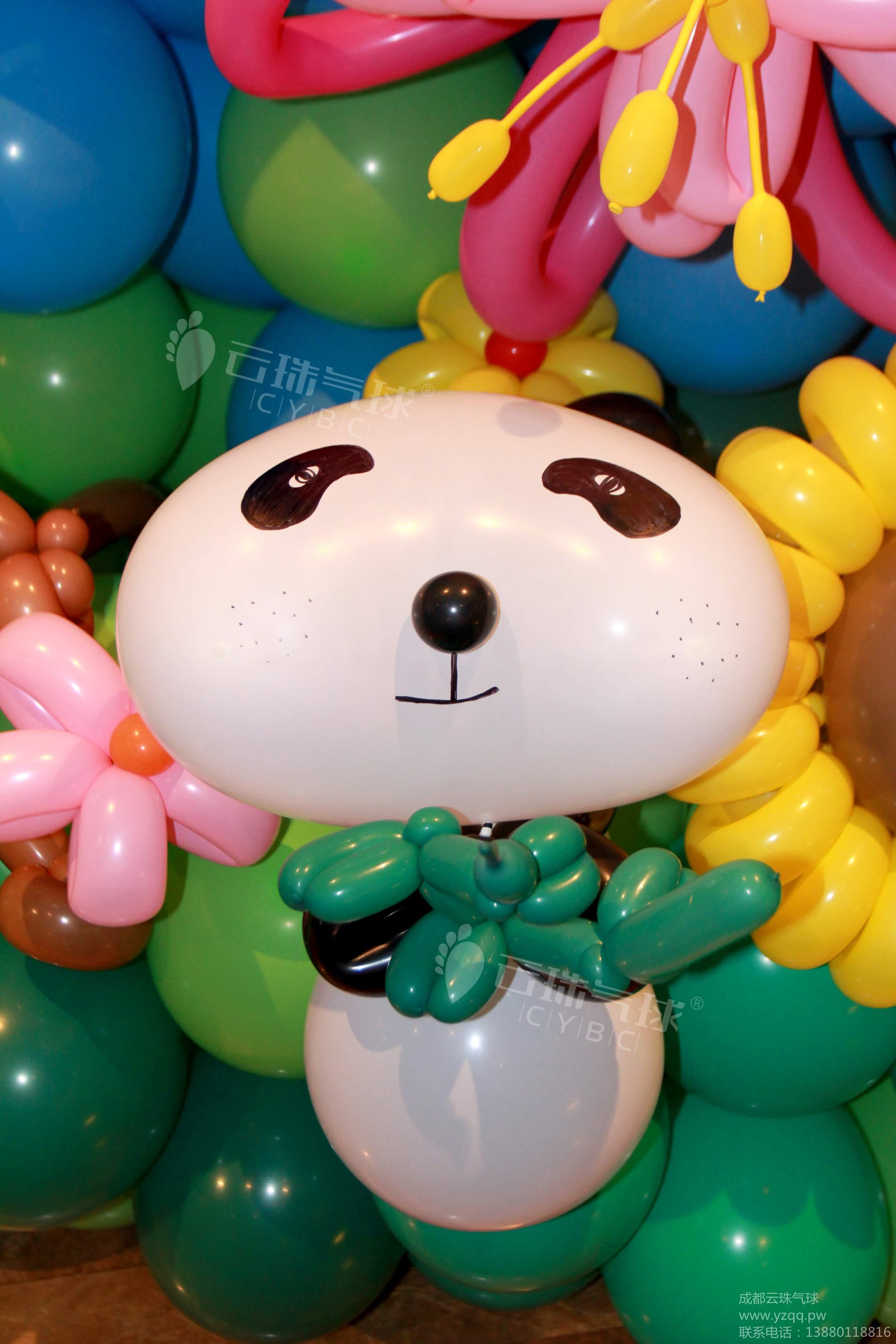 魔术气球造型/长条气球编织图片|魔术气球造型/长条