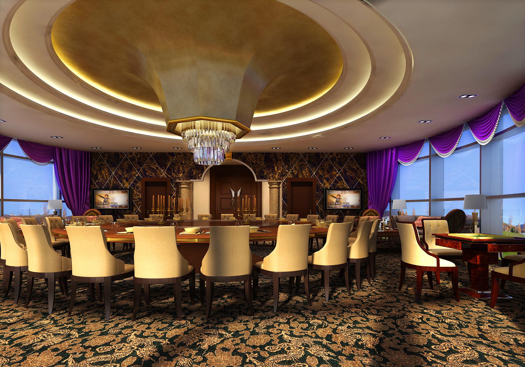 供应贵阳欧式风格酒楼装修与设计公司 贵阳的装修公司之一 贵阳品牌